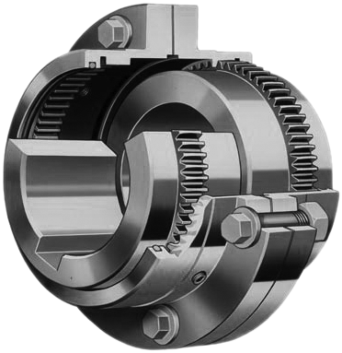 What have you any idea on the subject of Gear Couplings?