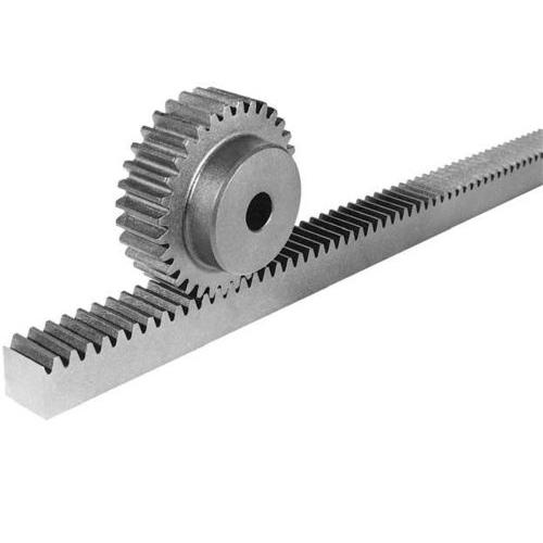 How Gears Work - rack pinions